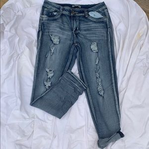 Rue 21 black skinny jeans